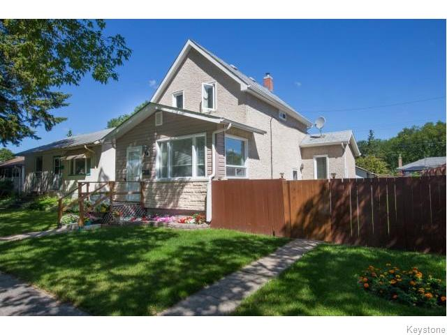 Main Photo: 313 Harvard Avenue West in Winnipeg: West Transcona Residential for sale (3L)  : MLS® # 1620394
