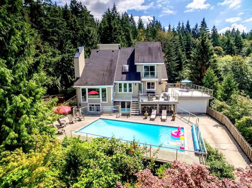 "Main Photo: 4980 ROBSON Road: Belcarra House for sale in ""Belcarra"" (Port Moody)  : MLS® # R2098721"