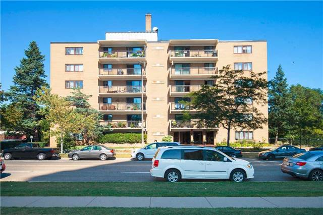 Main Photo: 106 557 The East Mall Road in Toronto: Islington-City Centre West Condo for sale (Toronto W08)  : MLS® # W3595996