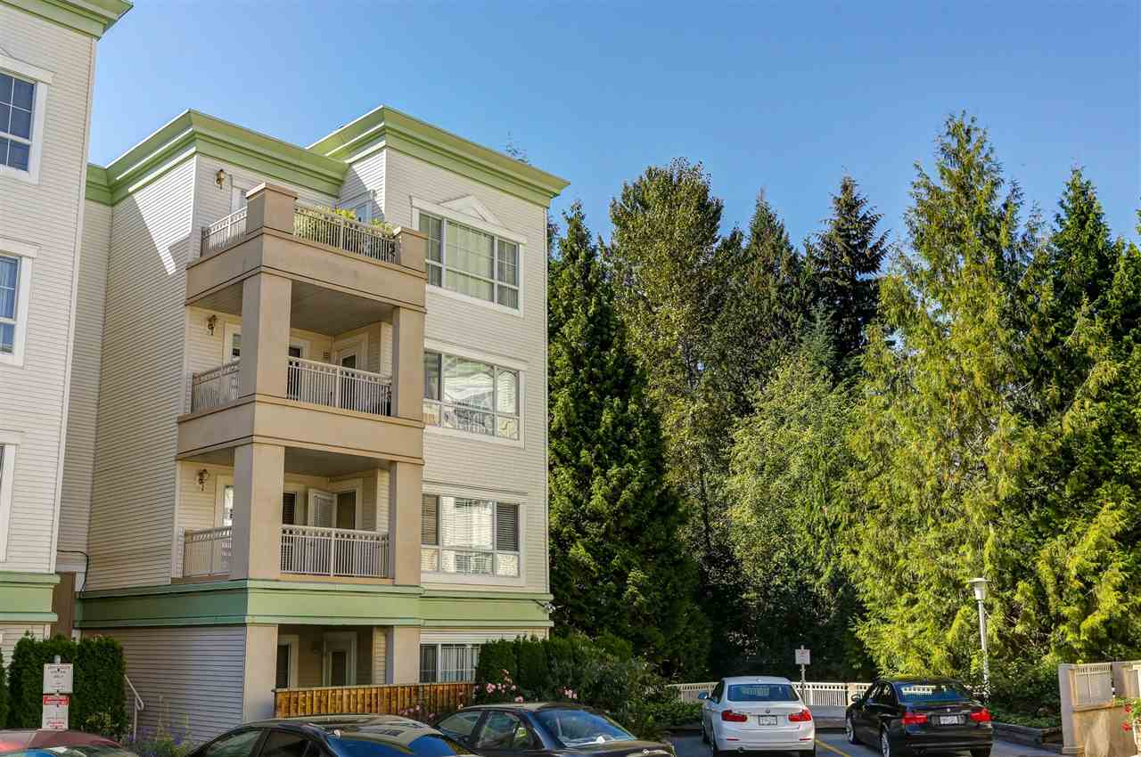 Photo 2: 201 2960 PRINCESS Crescent in Coquitlam: Canyon Springs Condo for sale : MLS® # R2111047