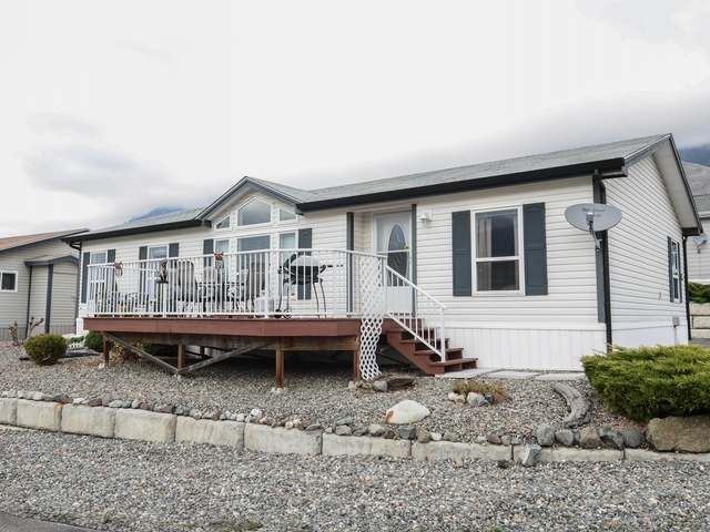 Photo 3: 45 768 E SHUSWAP ROAD in : South Thompson Valley Manufactured Home/Prefab for sale (Kamloops)  : MLS® # 137581