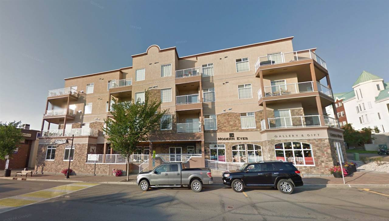 Main Photo: 204 5 Perron Street: St. Albert Condo for sale : MLS(r) # E4059709