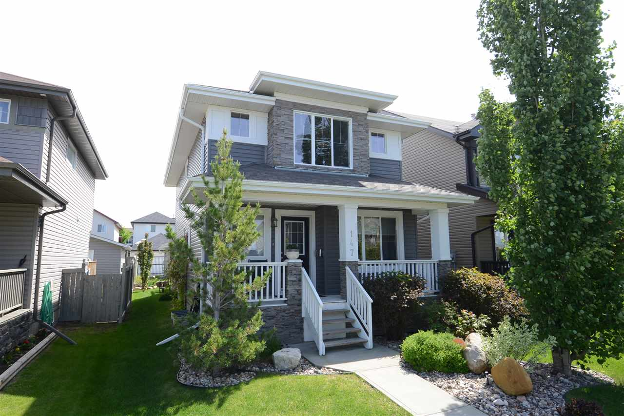 Main Photo: 147 63 Street in Edmonton: Zone 53 House for sale : MLS(r) # E4068341