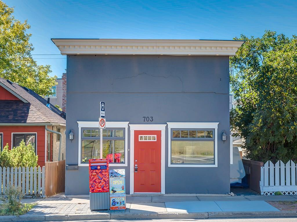 Main Photo: 703 23 Avenue SE in Calgary: Ramsay Retail for sale : MLS® # C4132824