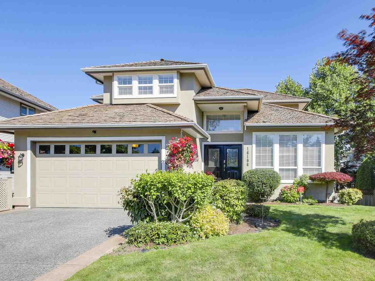 "Main Photo: 16196 14A Avenue in Surrey: King George Corridor House for sale in ""McNally Creek"" (South Surrey White Rock)  : MLS®# R2206482"