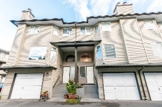 "Main Photo: 8 8751 BENNETT Road in Richmond: Brighouse South Townhouse for sale in ""BENNET COURT"" : MLS® # R2207228"