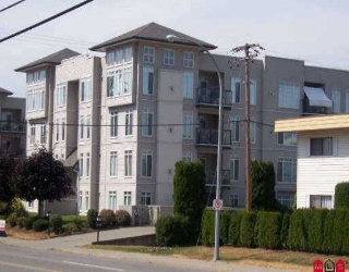 "Main Photo: 314 32085 GEORGE FERGUSON WY in Abbotsford: Central Abbotsford Condo for sale in ""ARBOR COURT"" : MLS(r) # F2518894"