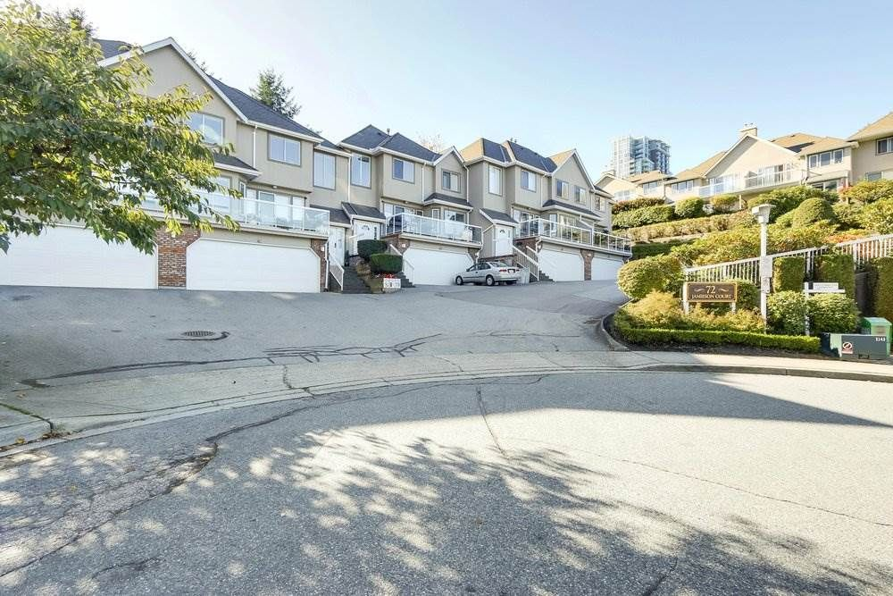 Main Photo: 7 72 JAMIESON Court in New Westminster: Fraserview NW Townhouse for sale : MLS® # R2211716