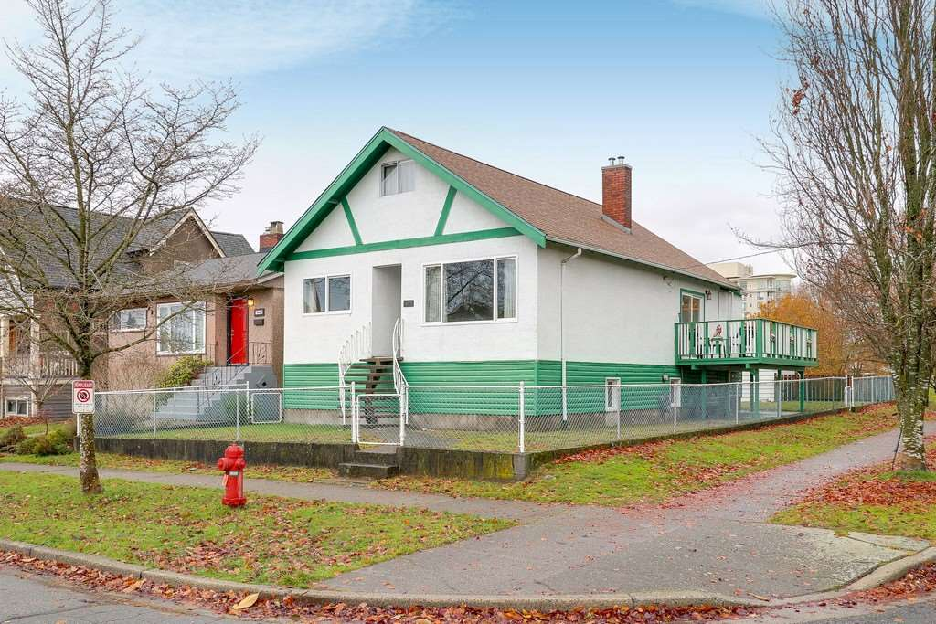 Main Photo: 1495 E 27TH Avenue in Vancouver: Knight House for sale (Vancouver East)  : MLS® # R2224251