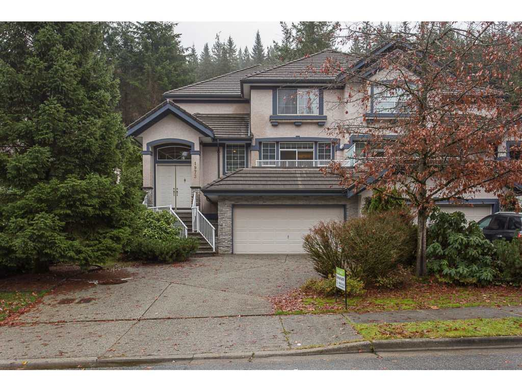 "Main Photo: 1973 PARKWAY Boulevard in Coquitlam: Westwood Plateau House 1/2 Duplex for sale in ""WESTWOOD PLATEAU"" : MLS® # R2224230"