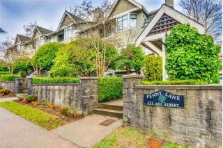"Main Photo: 1 221 ASH Street in New Westminster: Uptown NW Townhouse for sale in ""Penny Lane"" : MLS® # R2228505"