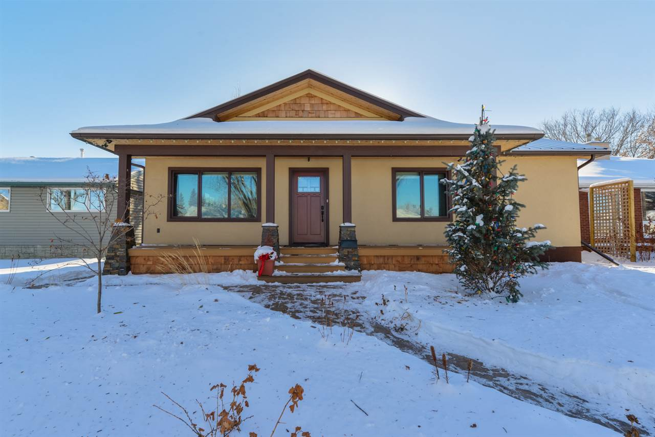 Main Photo: 9127 72 Avenue NW in Edmonton: Zone 17 House for sale : MLS® # E4096315