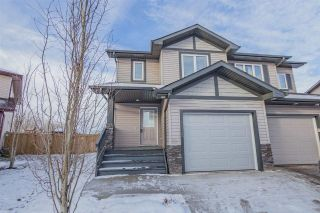Main Photo:  in Edmonton: Zone 27 House Half Duplex for sale : MLS® # E4097491