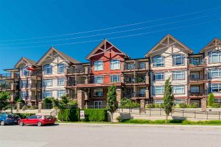 "Main Photo: 408 19939 55A Avenue in Langley: Langley City Condo for sale in ""Madison Crossing"" : MLS®# R2250856"