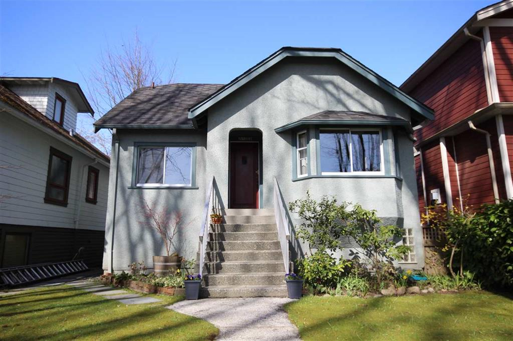 Main Photo: 2133 E 7th Avenue in Vancouver: House for sale : MLS®# R2255156