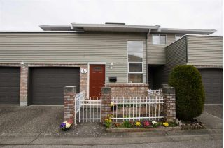 "Main Photo: 4 6380 48A Avenue in Delta: Holly Townhouse for sale in ""Garden Estates"" (Ladner)  : MLS®# R2265113"