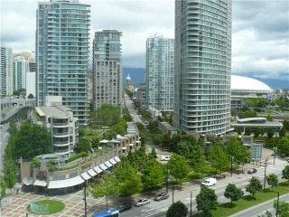 Main Photo: 1203 198 AQUARIUS MEWS ME in Vancouver: Yaletown Condo for sale (Vancouver West)  : MLS(r) # V906983