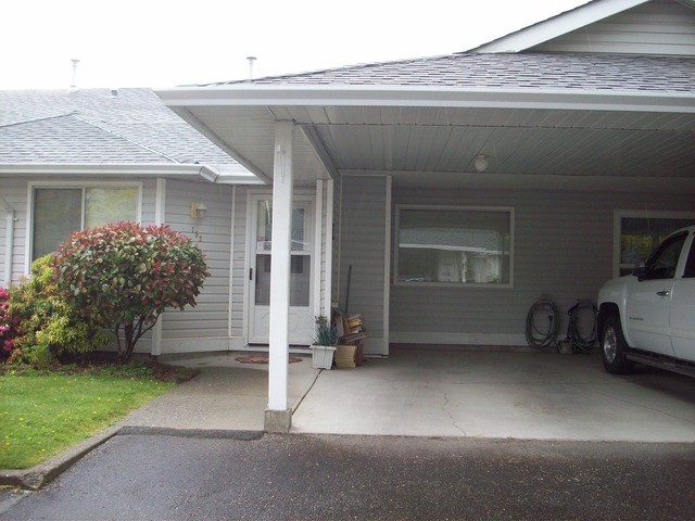 Main Photo: 152 7610 Evans in Chilliwack: Townhouse for sale (Sardis)  : MLS(r) # H1301956