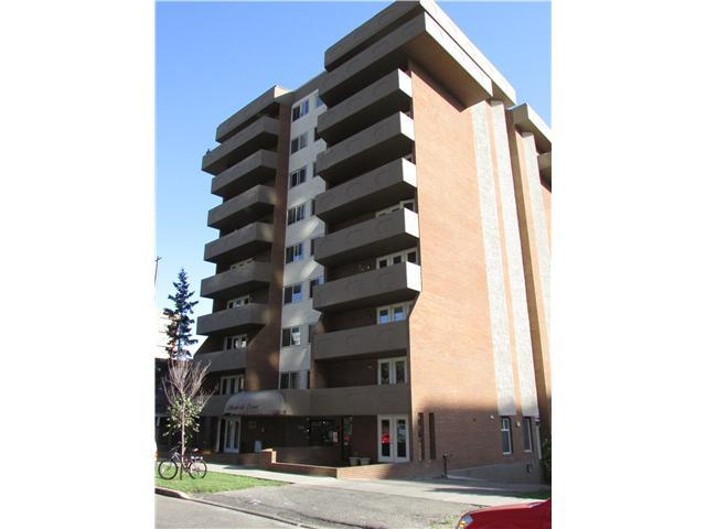 Main Photo: 302 1309 14 Avenue SW in CALGARY: Connaught Condo for sale (Calgary)  : MLS(r) # C3594216