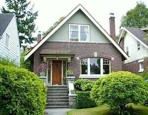 Main Photo: 4690 W 8TH AV in Vancouver West: Home for sale : MLS® # V604754
