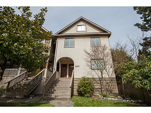 Main Photo: 1225 E 15TH Avenue in Vancouver: Mount Pleasant VE House for sale (Vancouver East)  : MLS® # V1053764