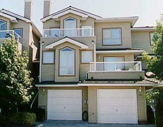 Main Photo: 1116 O'FLAHERTY GT in Port_Coquitlam: Citadel PQ Townhouse for sale (Port Coquitlam)  : MLS® # V258330