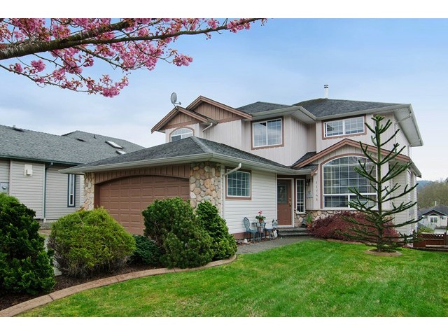 Main Photo: 11746 CREEKSIDE Street in Maple Ridge: Cottonwood MR House for sale : MLS®# V1108414