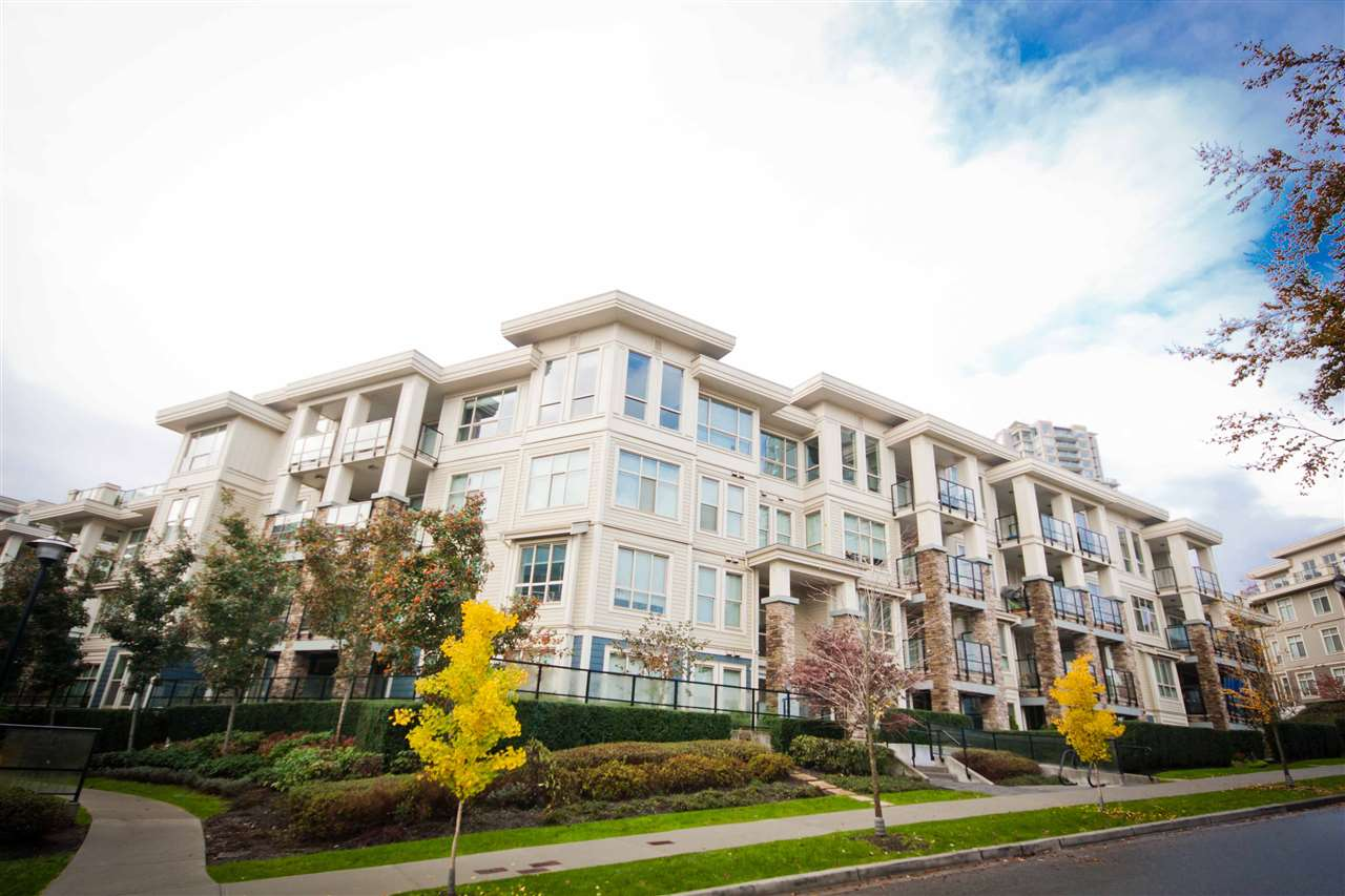 "Main Photo: 108 250 FRANCIS Way in New Westminster: Fraserview NW Condo for sale in ""THE GROVE"" : MLS® # R2025821"