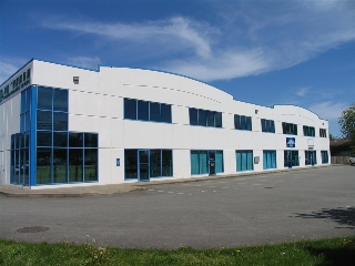 Main Photo: 3 7870 ENTERPRISE Drive in Chilliwack: Chilliwack Yale Rd West Commercial for lease : MLS® # C8006806