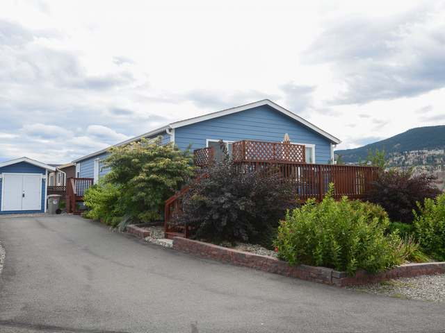 Main Photo: 20 768 E SHUSWAP ROAD in : South Thompson Valley Manufactured Home/Prefab for sale (Kamloops)  : MLS® # 136828