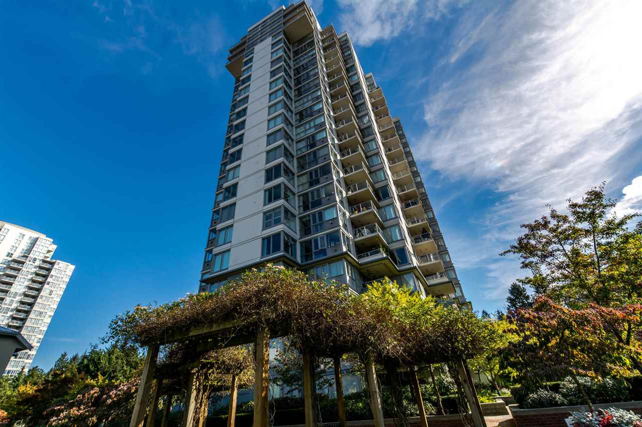 "Main Photo: 1706 235 GUILDFORD Way in Port Moody: North Shore Pt Moody Condo for sale in ""THE SINCLAIR"" : MLS® # R2115644"