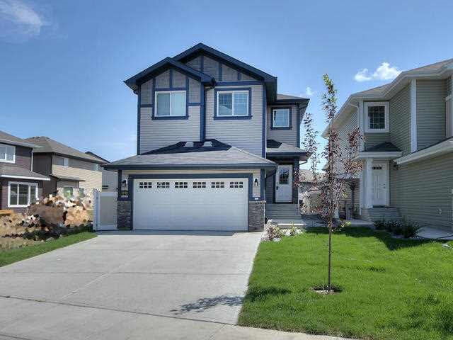 Main Photo: 1742 HAMMOND Crescent in Edmonton: Zone 58 House for sale : MLS® # E4049342
