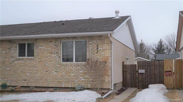 Main Photo: 843 Sheppard Street in Winnipeg: Maples Residential for sale (4H)  : MLS® # 1706339