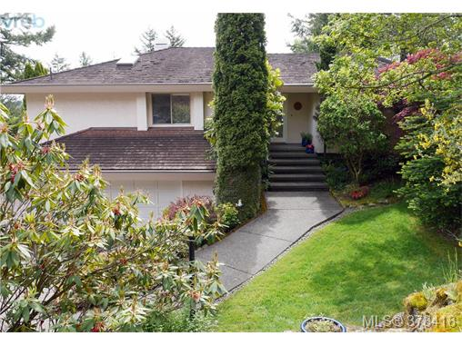 Main Photo: 4661 Boulderwood Drive in VICTORIA: SE Broadmead Single Family Detached for sale (Saanich East)  : MLS® # 378418
