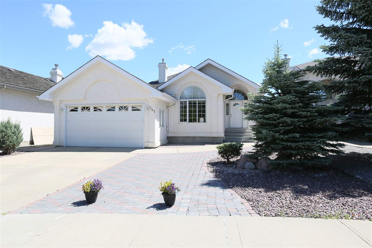 Main Photo: 541 TWIN BROOKS Bay in Edmonton: Zone 16 House for sale : MLS(r) # E4069715