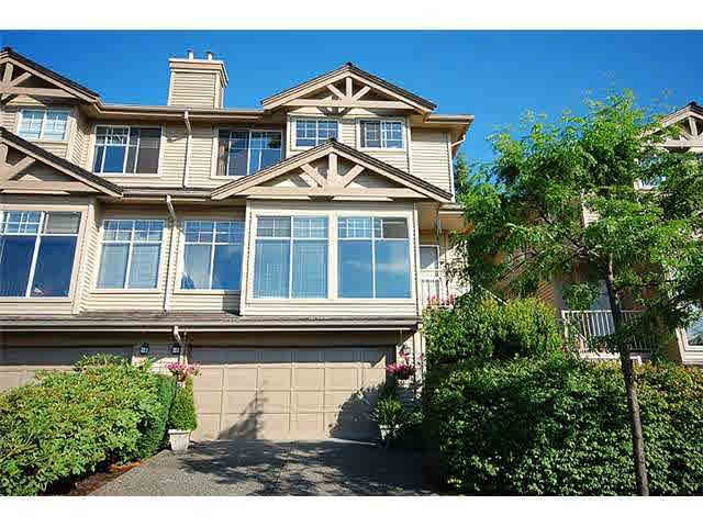 Main Photo: 95 2979 PANORAMA Drive in Coquitlam: Westwood Plateau Townhouse for sale : MLS® # R2196611
