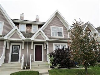 Main Photo: 7109 16 Avenue in Edmonton: Zone 53 House Half Duplex for sale : MLS® # E4085532