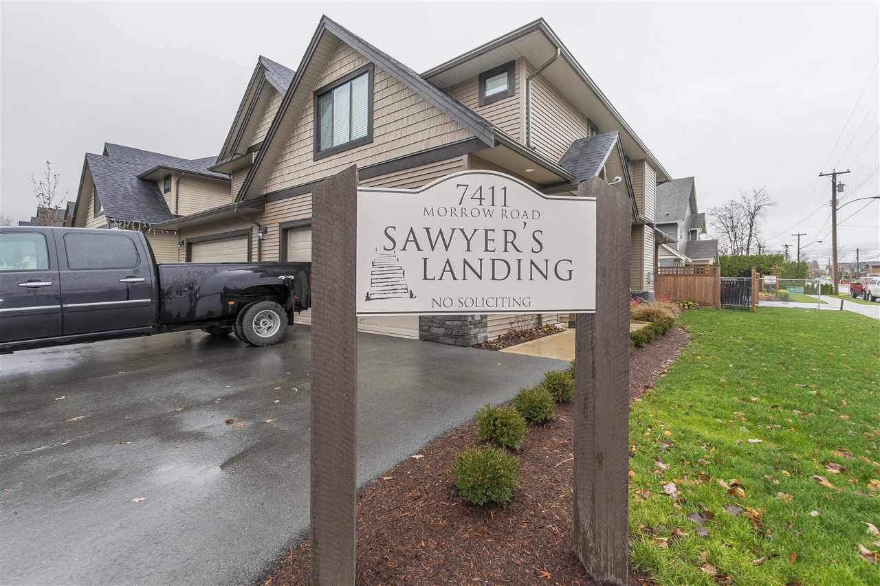 "Photo 6: Photos: 2 7411 MORROW Road: Agassiz Townhouse for sale in ""SAWYERS LANDING"" : MLS® # R2225472"