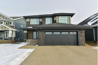 Main Photo: 1176 HAINSTOCK Green in Edmonton: Zone 55 House for sale : MLS® # E4090316