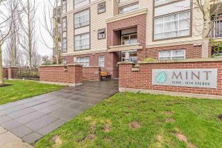 "Main Photo: 311 15168 19 Avenue in White Rock: King George Corridor Condo for sale in ""MINT"" (South Surrey White Rock)  : MLS® # R2239221"