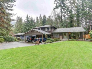 "Main Photo: 5718 BLUEBELL Drive in West Vancouver: Eagle Harbour House for sale in ""Eagle Harbour"" : MLS®# R2251160"
