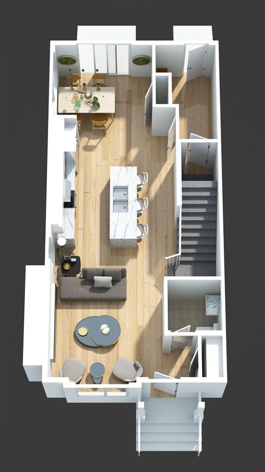 First floor floorplan!
