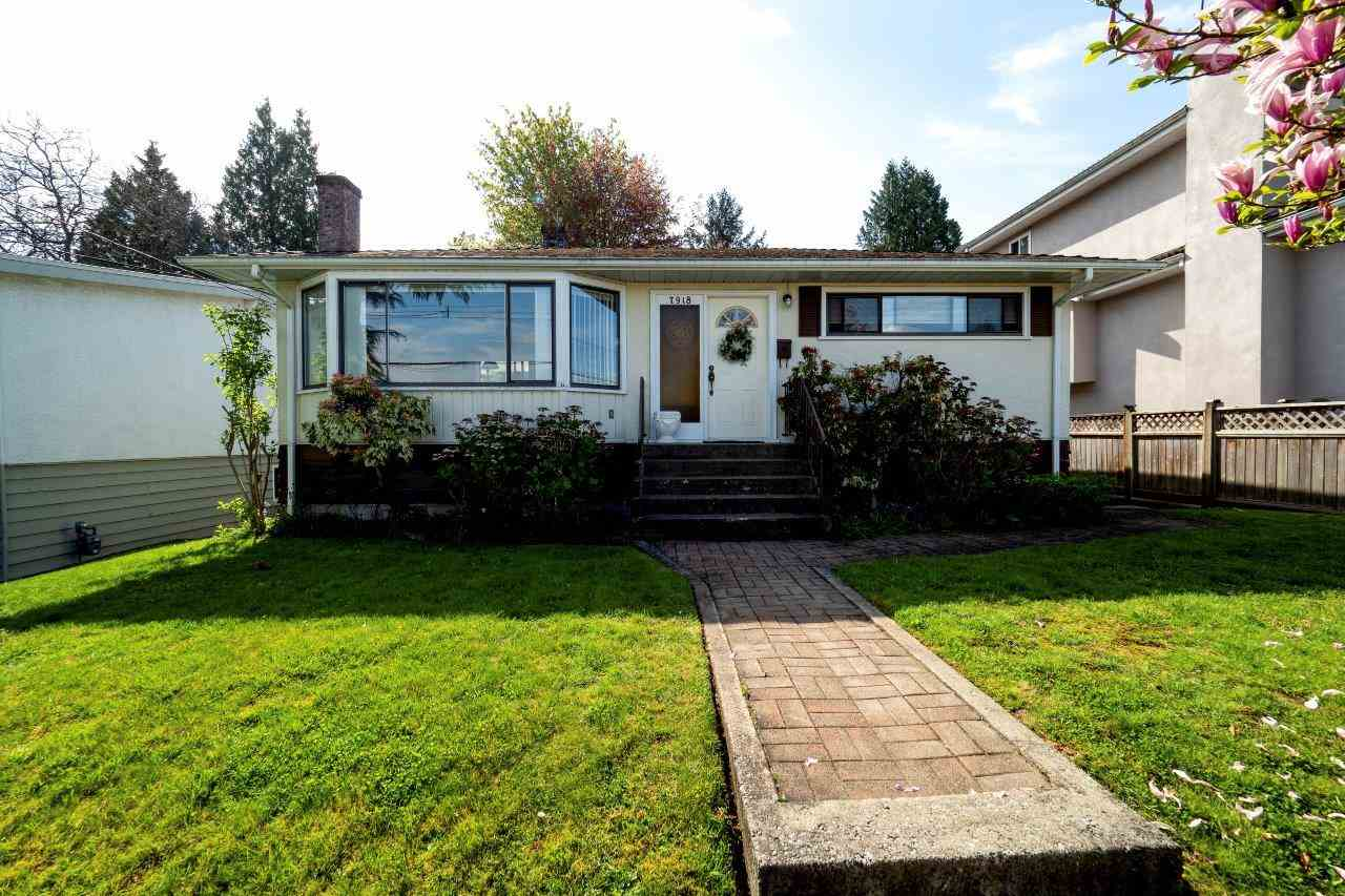 Main Photo: 7918 ELWELL Street in Burnaby: Burnaby Lake House for sale (Burnaby South)  : MLS®# R2288466
