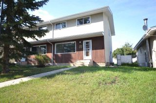 Main Photo: 6712 149 Avenue in Edmonton: Zone 02 House Half Duplex for sale : MLS®# E4125259