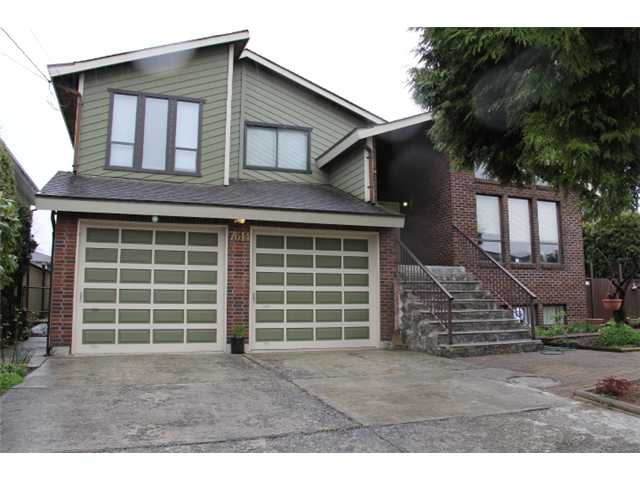 Main Photo: 7614 ELWELL Street in Burnaby: Highgate House for sale (Burnaby South)  : MLS® # V892199