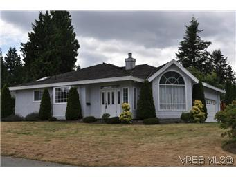 Main Photo: 2409 Twin View Drive in VICTORIA: CS Tanner Single Family Detached for sale (Central Saanich)  : MLS(r) # 299614