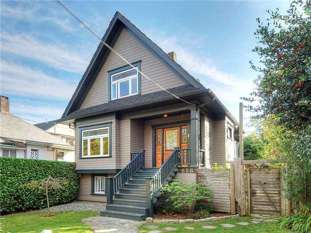 Main Photo: 858 E 15TH Avenue in Vancouver: Mount Pleasant VE House for sale (Vancouver East)  : MLS® # V916412