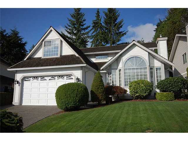 Main Photo: 3883 CLEMATIS Crest in Port Coquitlam: Oxford Heights House for sale : MLS® # V901071