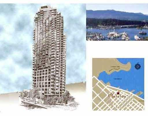 Main Photo: 2001 1328 W Pender in : Coal Harbour Condo for sale (Vancouver)