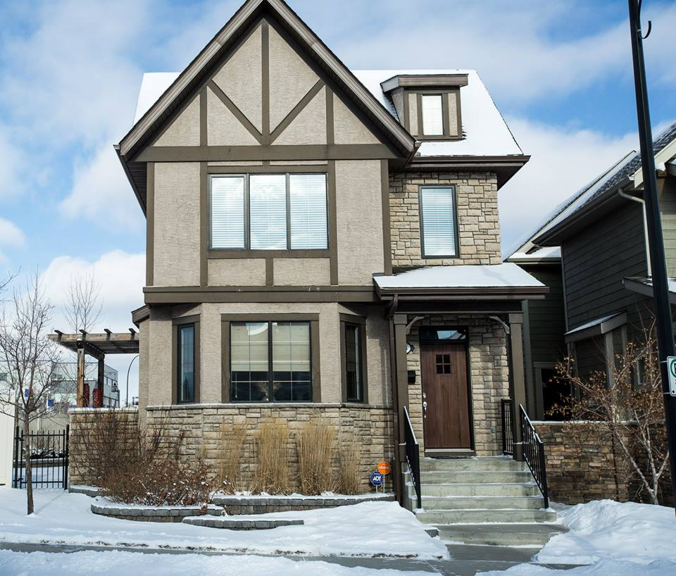 28 Tom Hoppe Mews SW in Beautiful Garrison Green, Calgary, Alberta